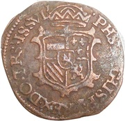 Gigot des Etats - Phillipe II – avers
