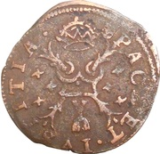 Gigot des Etats - Phillipe II – revers