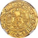 2 Ducats - Philippe II (Middelburg Mint) – avers