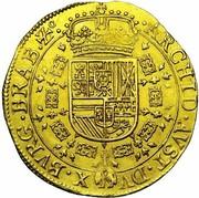 Double Souverain - Philippe IV (type I) – revers
