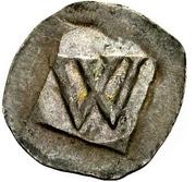 1 Heller - Walram von Veldenz – revers