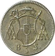 1 kreuzer Franz Christoph – avers