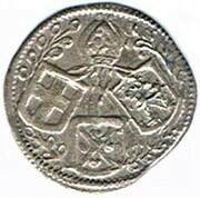 1 albus Johann Hugo d'Orsbeck – avers