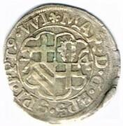 2 kreuzer Marquard von Hattstein – avers
