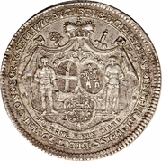 1 Thaler - August Philipp (Accession) – avers