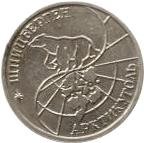 10 roubles -  avers