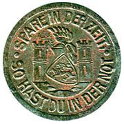 50 pfennig - Spremberg – revers