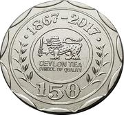 10 Rupees (Ceylon Tea) -  avers