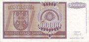 100000 Dinara – avers