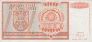 1 000 000 000 Dinara – avers