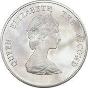 20 dollars - Elizabeth II (Indépendance) – avers