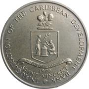 4 Dollars - Elizabeth II (FAO) – avers