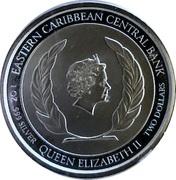 2 dollars - Elizabeth II (Pax et Justitia) – avers