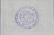 15 Pfennig Stammbach – revers