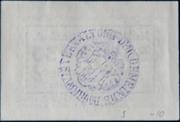 50 Pfennig Stammbach – revers