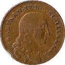 4 Quattrini - Ferdinand IV – avers