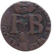 1 Liard - Ferdinand de Bavière – revers