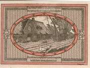 25 Pfennig (Stedesand) – revers
