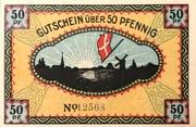 50 Pfennig (Steinfeld) – revers
