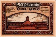 50 Pfennig (Stellingen-Langenfelde) – revers