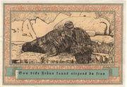 50 Pfennig (Stellingen) – revers
