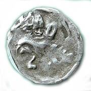 1 denar – avers