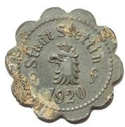 10 pfennig - Stettin – avers