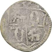 1 dreier Ludwig II., Heinrich XXI. Albrecht Georg et Christian I. – avers