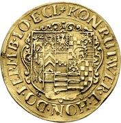 1 goldgulden Johann et Heinrich XXII. – revers