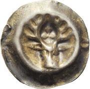 1 Pfennig - Heinrich XVI (Hohlpfennig) – avers