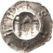 1 Brakteat - Botho II., der Ältere – avers