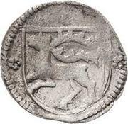 1 Pfennig - Heinrich XIX. – avers