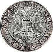 1 Thaler - Ludwig II. – revers