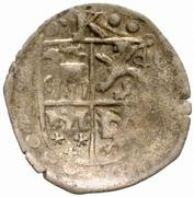 1 Pfennig - Ludwig II. (Schüsselpfennig) – avers