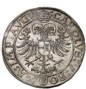 1/2 thaler Ludwig II – revers