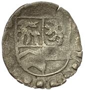 1 pfennig Ludwig Georg – avers