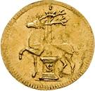 ⅛ ducat Friedrich Botho – revers