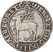 ¼ thaler Wolfgang Georg – revers