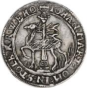 ¼ thaler Johann Martin I – avers