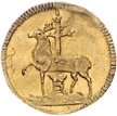 ⅛ ducat Christof Ludwig II et Friedrich Botho – avers