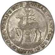 1 thaler Johann Martin I. – avers
