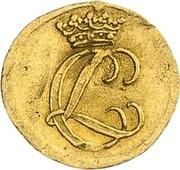 ⅛ ducat Christoph Ludwig II – avers