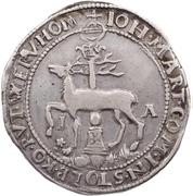 8 groschen Johann Martin I – avers