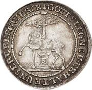 1/12 thaler Jost Christian et Christof Ludwig II – revers
