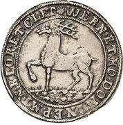 8 Gute Groschen - Heinrich Ernst I – revers