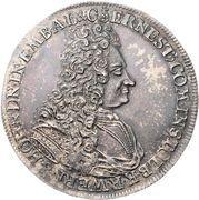 ½ Thaler - Ludwig Christian (Death) – avers