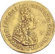 1 ducat Ludwig Christian -  avers