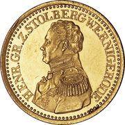 1 Ducat - Heinrich XII -  avers