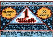 1 Mark (Kreis-Handwerkerbund) – avers