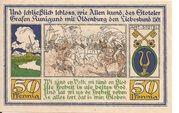 50 Pfennig (Stotel) -  avers